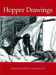 Cover of: Hopper drawings