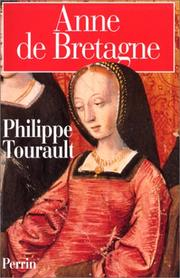 Cover of: Anne de Bretagne