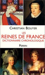 Cover of: Les Reines de France