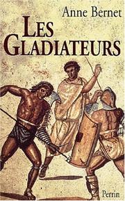Cover of: Gladiateurs