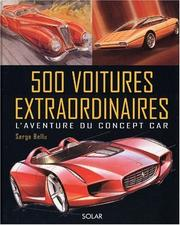 Cover of: Les Voitures du futur