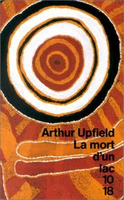 Cover of: La mort d'un lac