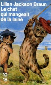 Cover of: Le chat qui mangeait de la laine