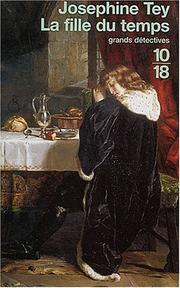 Cover of: La fille du temps