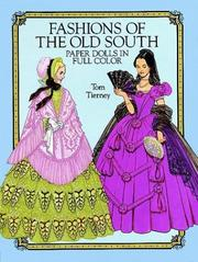 Cover of: Fashions of the Old South Paper Dolls in Full Color (Paper Dolls)