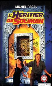 Cover of: L'héritier de Soliman