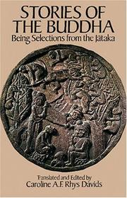 Cover of: Stories of the Buddha