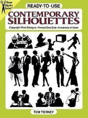 Cover of: Ready-to-Use Contemporary Silhouettes (Clip Art)