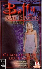 Cover of: Buffy contre les vampires, tome 24: Le mal que font les hommes