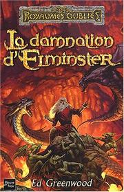 Cover of: La Damnation d'Elminster