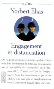 Cover of: Engagement et distanciation