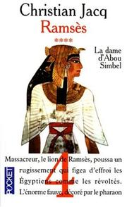 Cover of: La Dame D'Abou Simbel (Ramses)