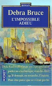 Cover of: L'Impossible Adieu
