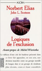 Cover of: Logiques de l'exclusion