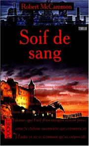 Cover of: Soif de sang