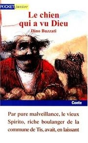 Cover of: Le Chien qui a vu Dieu