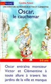 Cover of: Oscar, le cauchemar