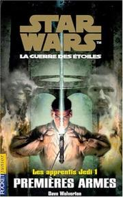 Cover of: Apprentis Jedi, tome 1