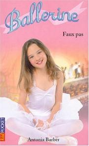 Cover of: Faux pas