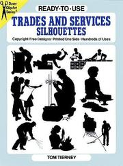 Cover of: Ready-to-Use Trades and Services Silhouettes (Clip Art)