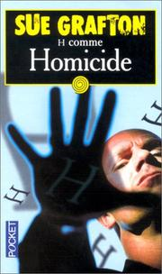 Cover of: H Comme Homicide