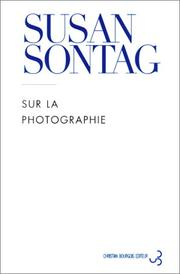 Cover of: Sur la photographie
