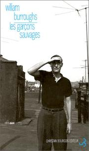 Cover of: Les Garçons sauvages