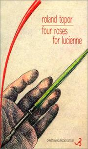 Cover of: Four roses for Lucienne