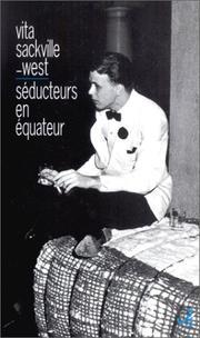 Cover of: Seducteur (Séducteur) en Equateur (équateur)
