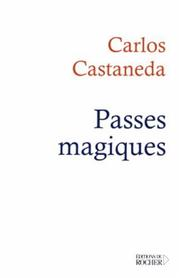Cover of: Passes magiques