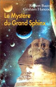 Cover of: Le Mystère du Grand Sphinx