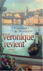 Cover of: Veronique Revient