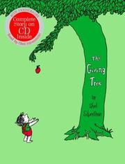 Cover of: The Giving Tree 40th Anniversary Edition Book with CD | Shel Silverstein