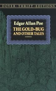 Cover of: The gold-bug and other tales