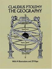 The geography by Ptolemy