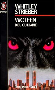 Cover of: Wolfen, dieu ou diable