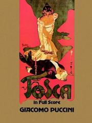 Cover of: Tosca in Full Score