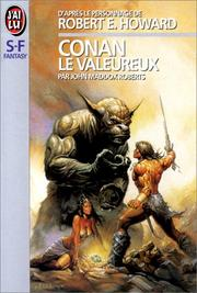 Cover of: Conan le valeureux