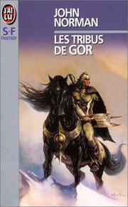 Cover of: Tribesmen of Gor by John Norman