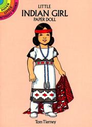 Cover of: Little Indian Girl Paper Doll