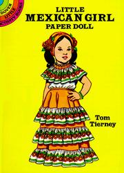 Cover of: Little Mexican Girl Paper Doll