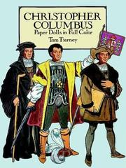 Cover of: Christopher Columbus Paper Dolls in Full Color (Christopher Columbus Paper Dolls)