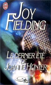 Cover of: Le Dernier Eté de Joanne Hunter