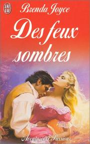 Cover of: Des feux sombres