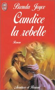 Cover of: Candice la rebelle
