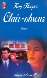 Cover of: Clair-obscur