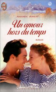 Cover of: Un amour hors du temps
