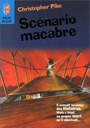 Cover of: Scénario macabre