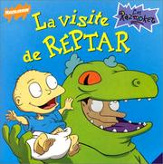 Cover of: La visite de Reptar