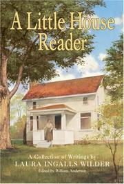 Cover of: A Little House Reader | Laura Ingalls Wilder